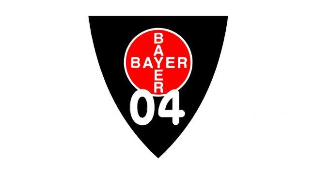 Bayer 04 Leverkusen Logo 1970-1976