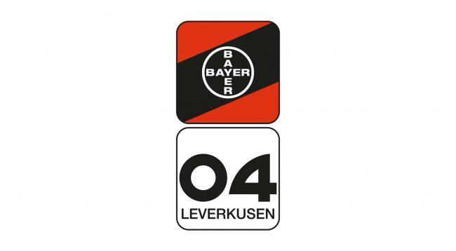 Bayer 04 Leverkusen Logo 1976-1984