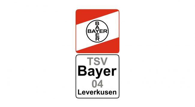 Bayer 04 Leverkusen Logo 1984-1996