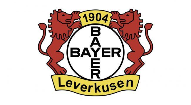 Bayer 04 Leverkusen Logo 1996-2006