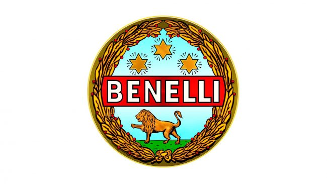 Benelli Logo 1932-1951