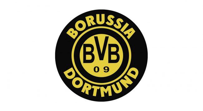 Borussia Dortmund Logo 1964-1974