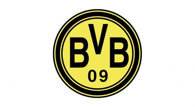 Borussia Dortmund Logo 1974-1976