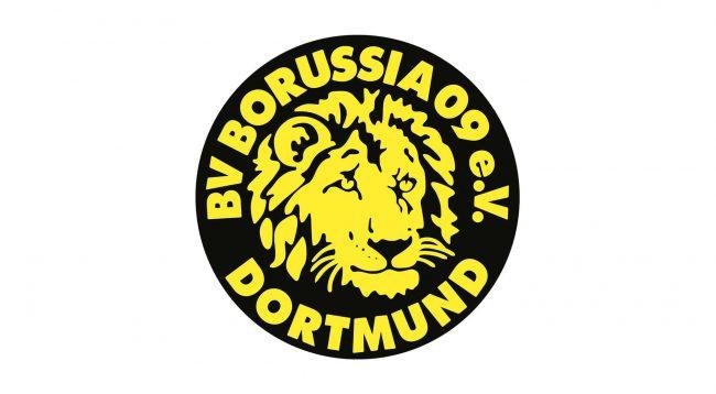 Borussia Dortmund Logo 1976-1978