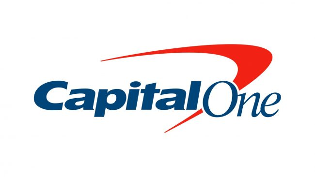 Capital One Logo 2016-heute