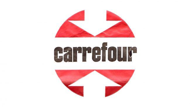 Carrefour Logo 1963-1966