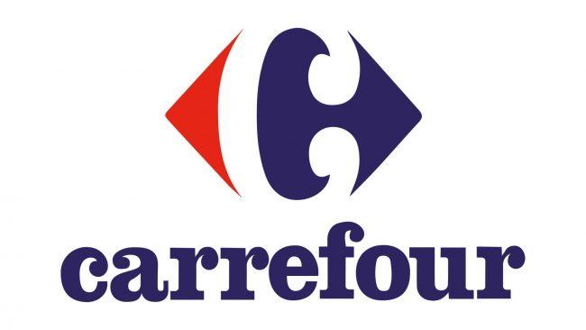 Carrefour Logo 1966-1972