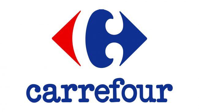 Carrefour Logo 1972-1982