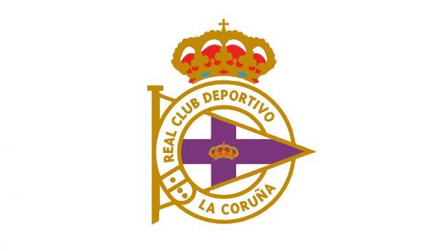 Deportivo La Coruna Logo 1941-1955
