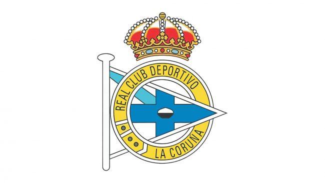 Deportivo La Coruna Logo 1955-1962