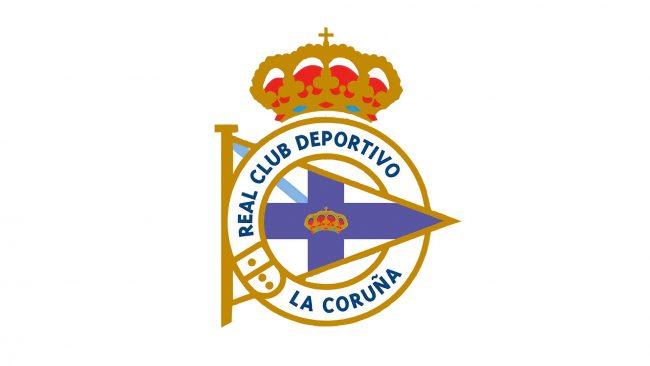 Deportivo La Coruna Logo 1962-1973