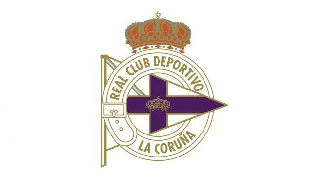 Deportivo La Coruna Logo 2000-heute