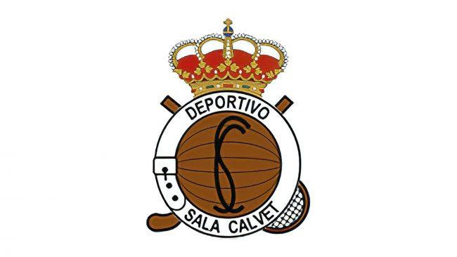 Deportivo Sala Calvet Logo 1910-1911