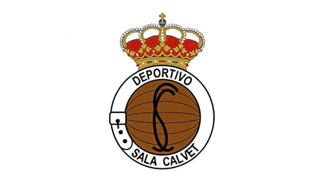 Deportivo Sala Calvet Logo 1911-1912