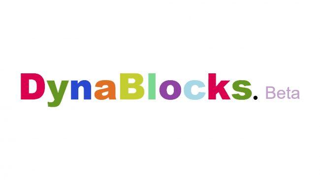 DynaBlocks Logo 2003-2004