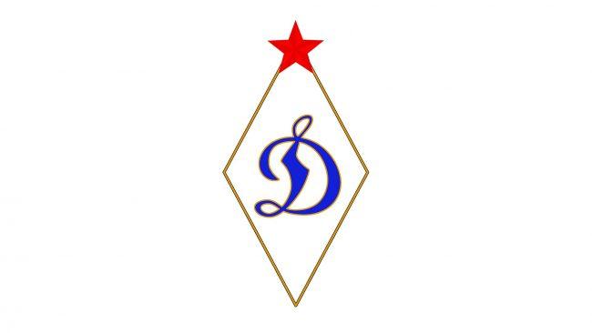 Dynamo Kiev Logo 1939-1970