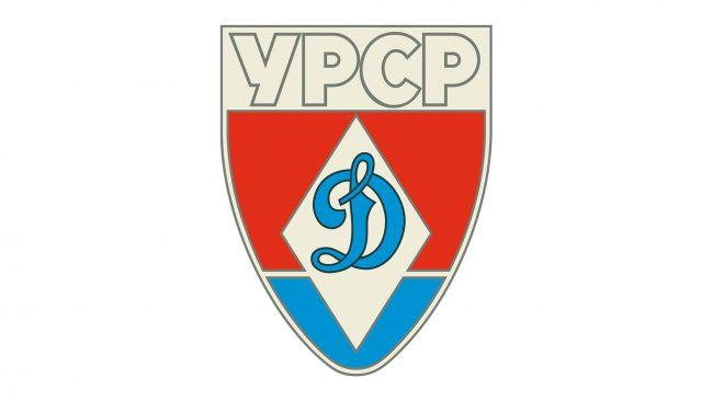 Dynamo Kiev Logo 1970-1988