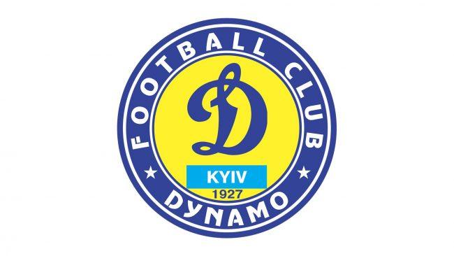 Dynamo Kiev Logo 1996-2010