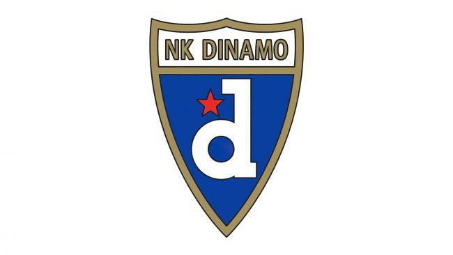 Dynamo Zagreb Logo 1954-1970