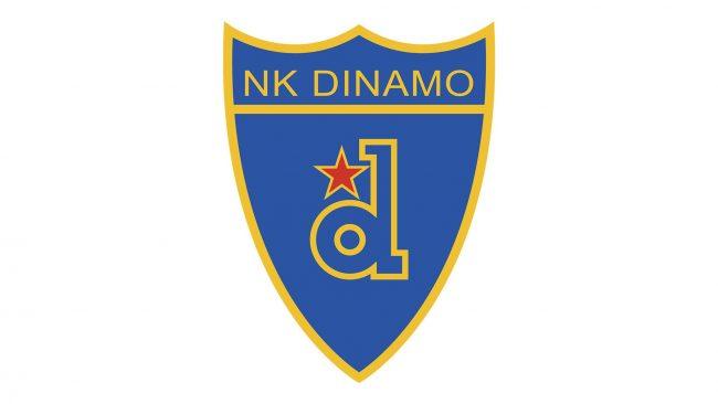 Dynamo Zagreb Logo 1970-1982