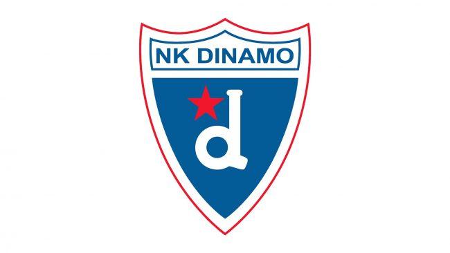 Dynamo Zagreb Logo 1982-1988