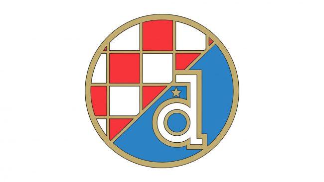 Dynamo Zagreb Logo 1988-1990