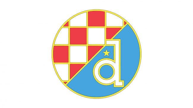 Dynamo Zagreb Logo 1990-1991