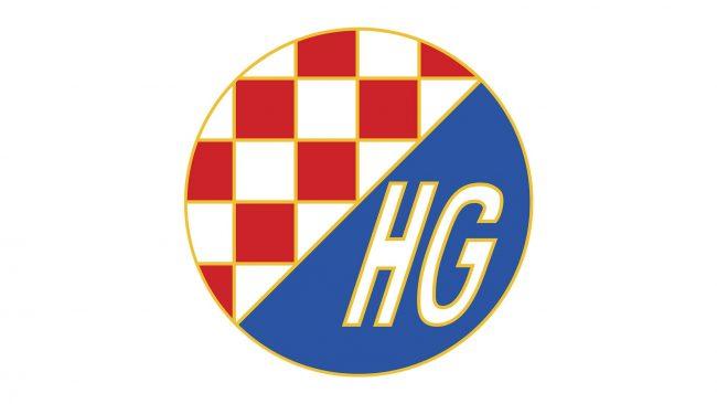 Dynamo Zagreb Logo 1991-1993