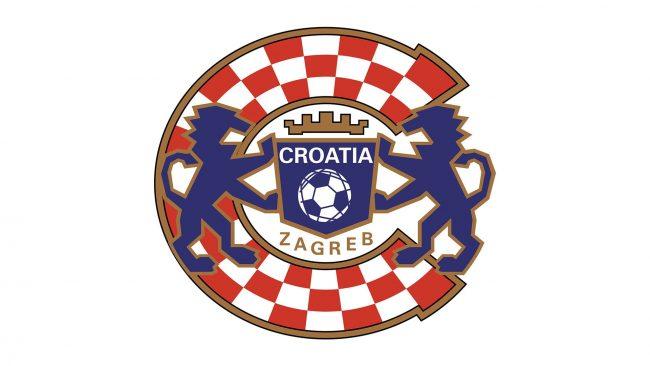Dynamo Zagreb Logo 1993-1995