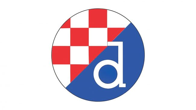 Dynamo Zagreb Logo 2009-2010