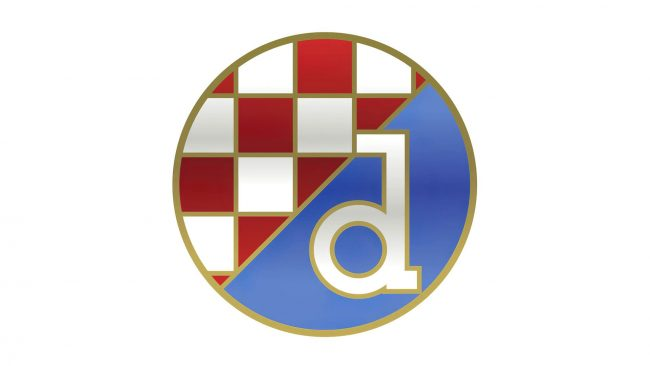 Dynamo Zagreb Logo 2011-2012