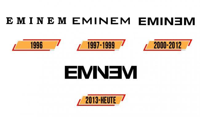 Eminem Logo Geschichte