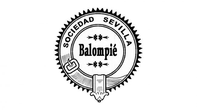 Espana Balompie Logo 1909-1913