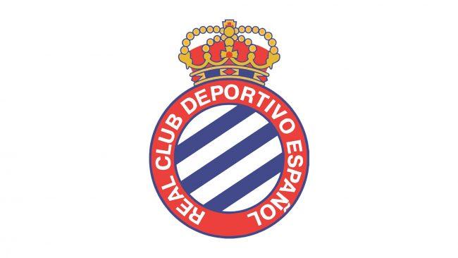 Espanyol Logo 1980-1995