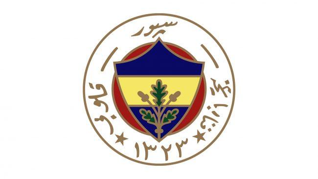 Fenerbahce Logo 1914-1928