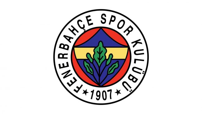 Fenerbahce Logo 1964-1968