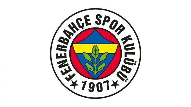 Fenerbahce Logo 1986-1989
