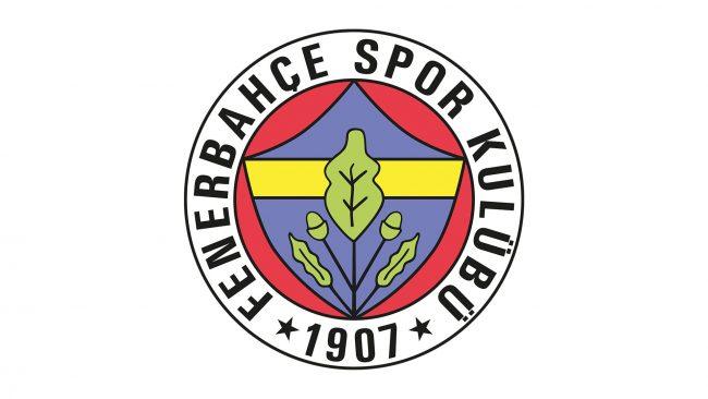 Fenerbahce Logo 1989-1990