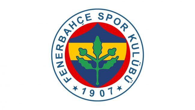 Fenerbahce Logo 1990-1992