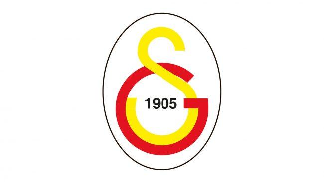 Galatasaray Logo 1987-1993