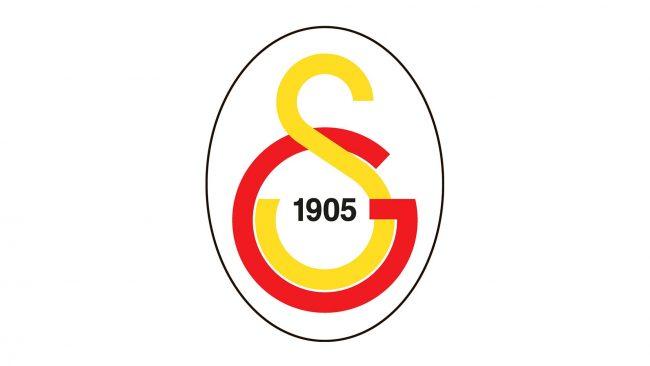 Galatasaray Logo 1993-2000