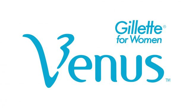 Gillette Venus Logo 2010-2014
