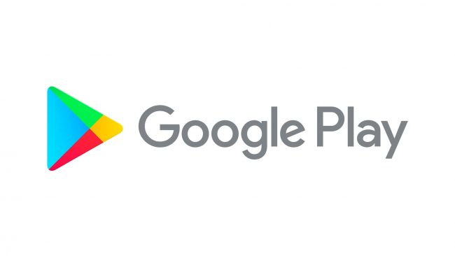 Google Play Logo 2016-heute