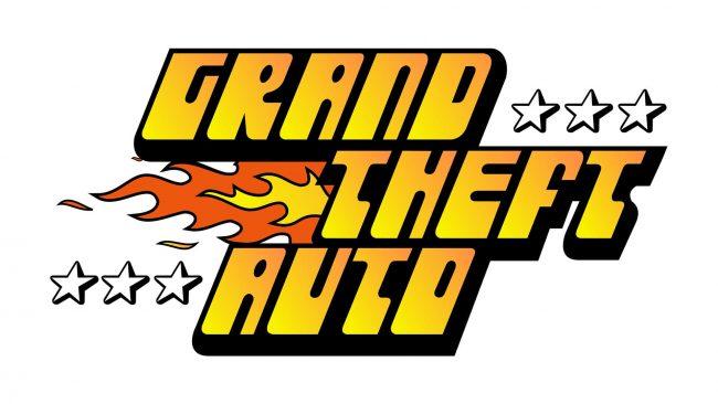 Grand Theft Auto Logo 1997-1999