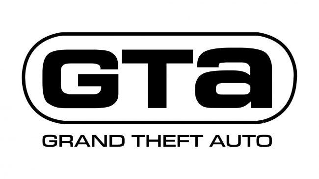 Grand Theft Auto Logo 1999-2001