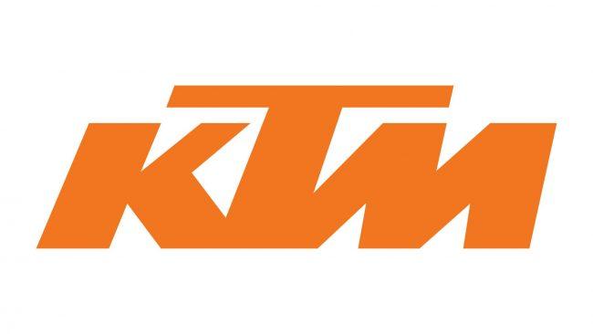 KTM Logo 1996-1999