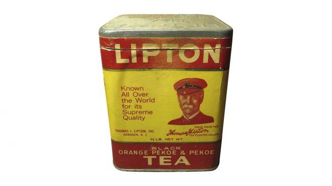 Lipton Logo 1890-1972