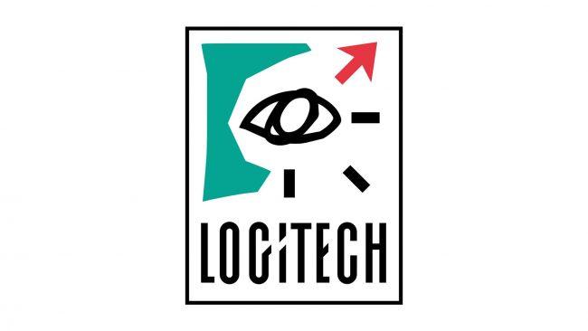 Logitech Logo 1988-1997