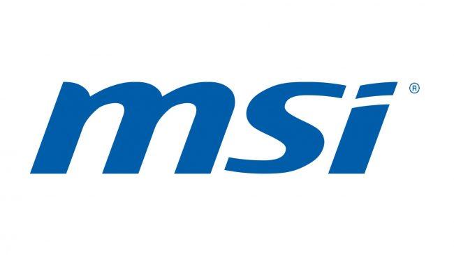 MSI Logo 2009-heute