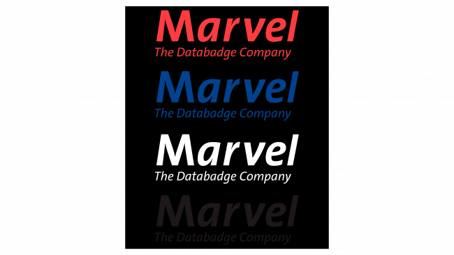 Marvel Emblem